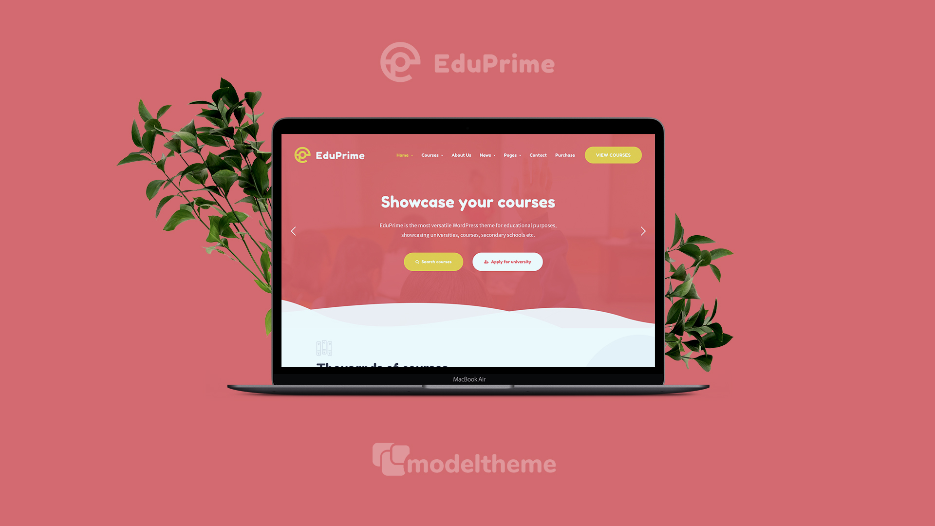 EduPrime WordPress Theme